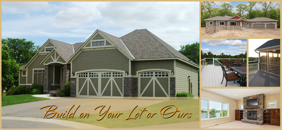 JPC Custom Homes - Our lot or yours